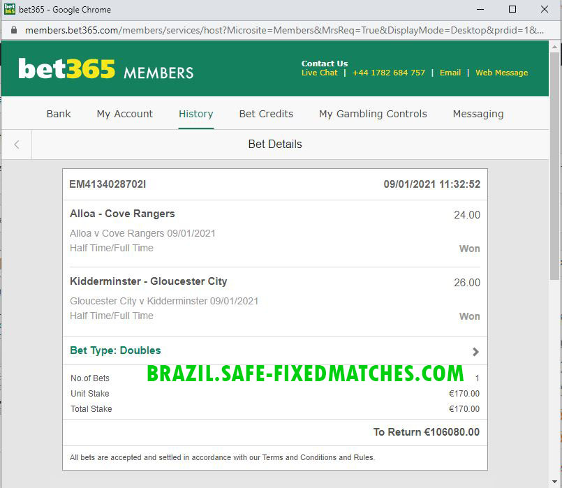 EUROPE BETTING DOUBLE SAFE